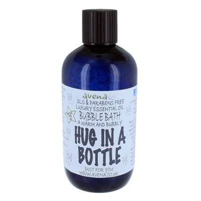 Hug In A Bottle Gift Bubble Bath SLS & Paraben Free